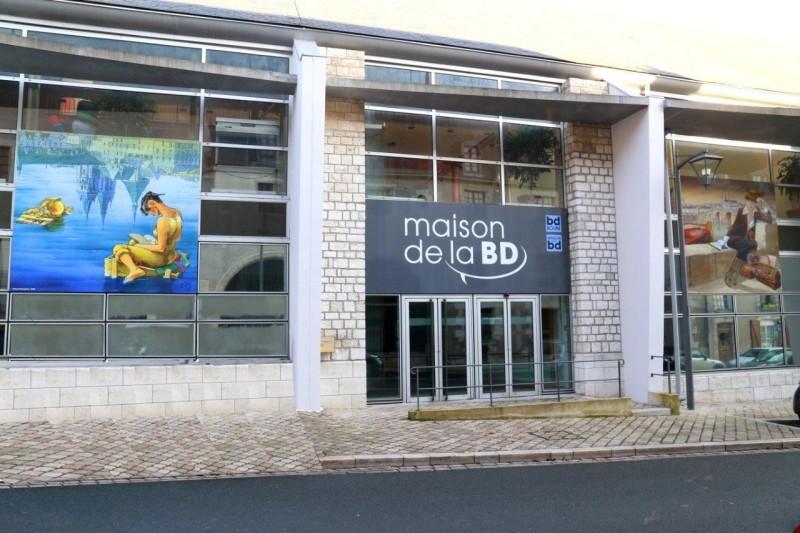 Maison de la BD de Blois - Journées Européennes du Patrimoine 2017