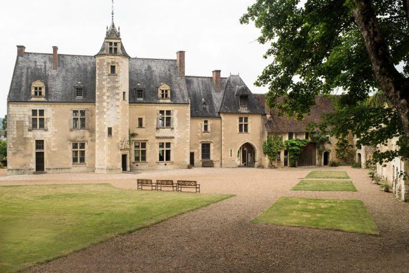 Manoir de la Possonnière à Couture-sur-Loir - Journées Européennes du Patrimoine 2017