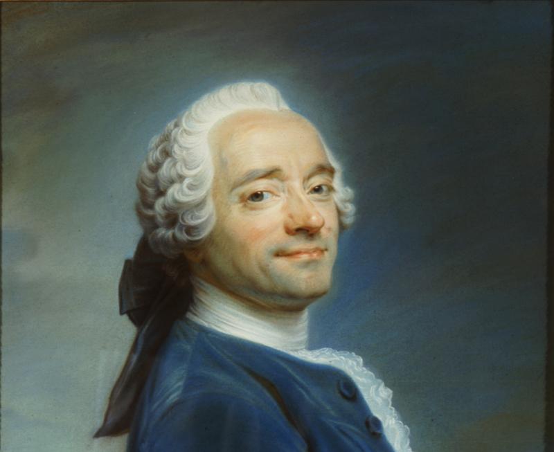 Maurice-Quentin de La Tour_Autoportrait
