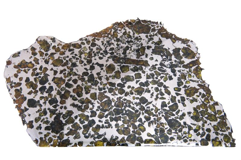 Meteorite d'Esquel - Exposition Meteorites, entre ciel et terre au Museum national d'Histoire Naturelle © MNHN_JC Domenech 3