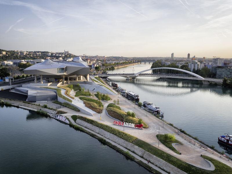 Musée des Confluences de Lyon - Journées européennes du patrimoine 2017