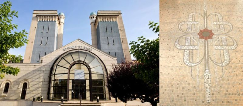 Office de Tourisme de Vichy, patrimoine thermal - Journées Européennes du Patrimoine 2017