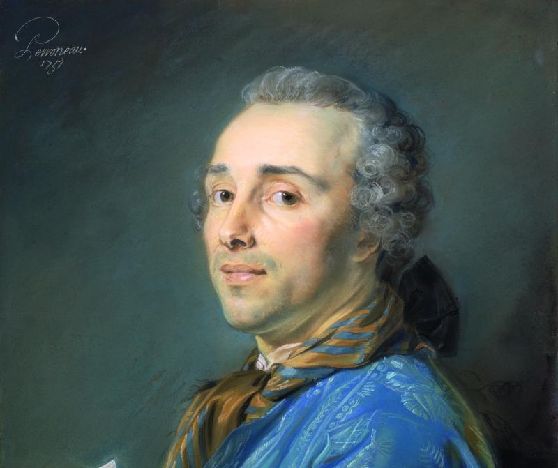 Portrait d'Aignan-Thomas Desfriches