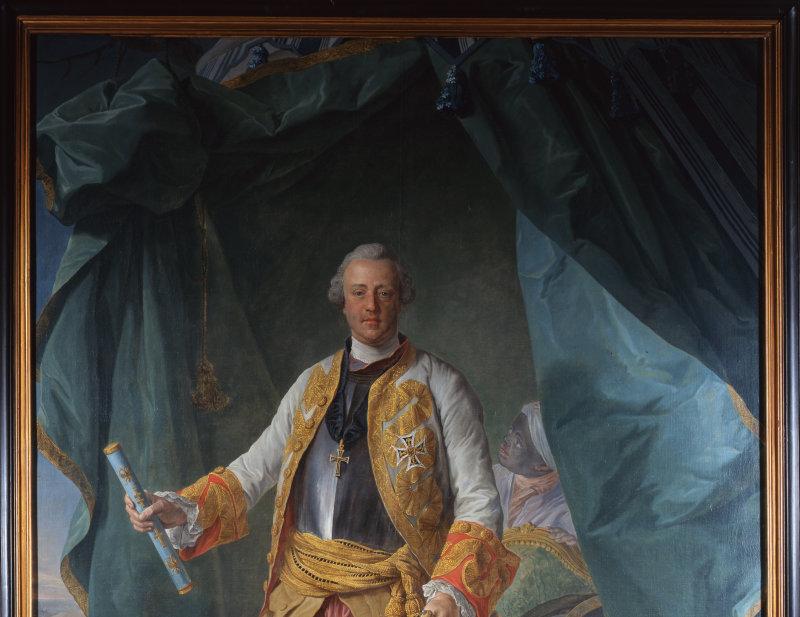 Portrait de Charles Alexandre de Lorraine