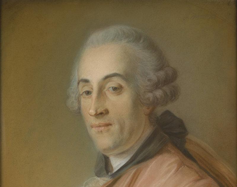 Portrait de Pierre Agard