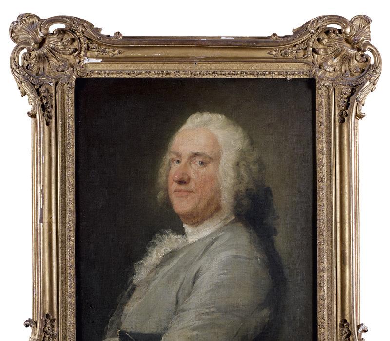 Portrait du peintre François Gilquin