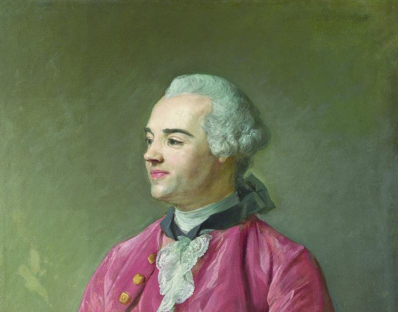 Portrait de Jacques Cazotte