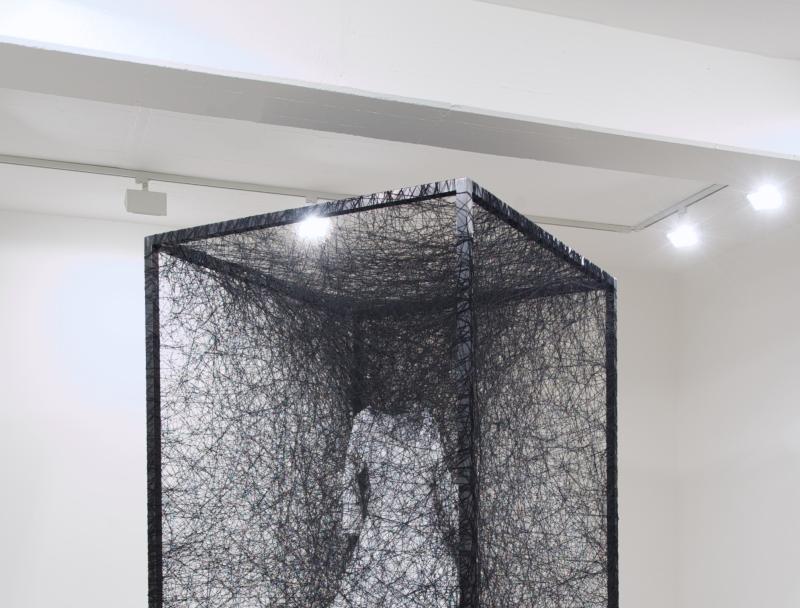 Chiharu Shiota Dress, 2011