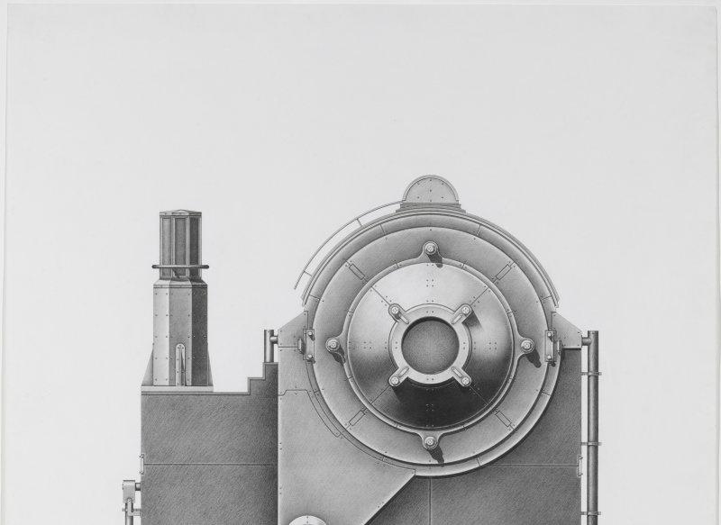 """Takamatsu Shin, """"Ark"""", Clinique dentaire, Fushimi, Kyoto, Japon, Projet réalisé, 1982-1983"""
