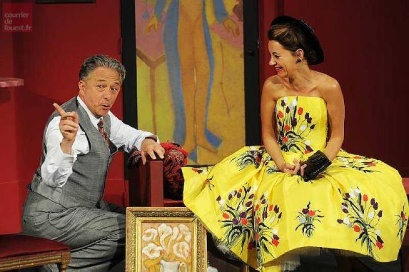 Faisons un rêve, sasha guitry, théâtre de la madeleine, théâtre, expo in the city