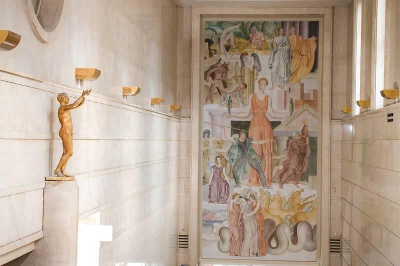 Théâtre national de Chaillot - Journées européennes du patrimoine 2017
