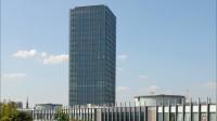 La tour du campus de Jussieu