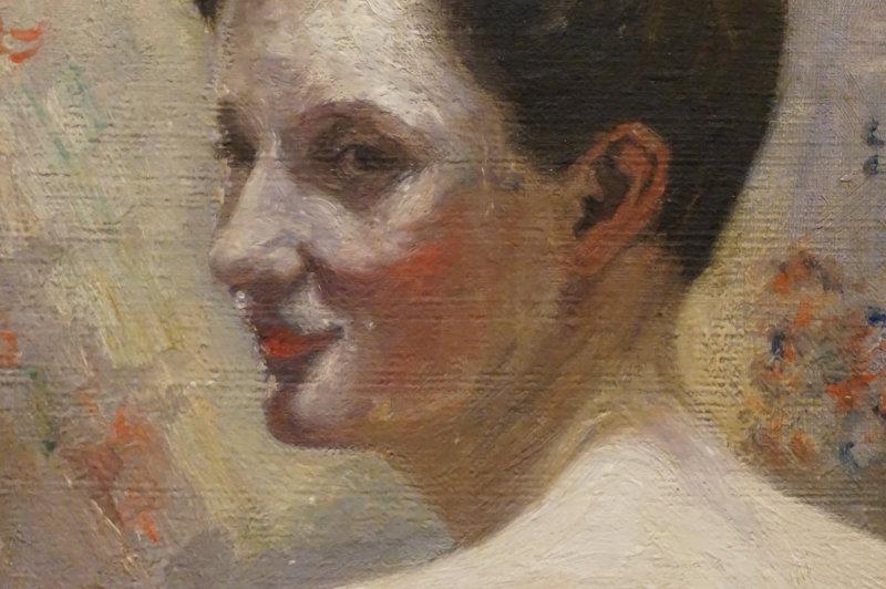 Vue de l'exposition Manguin au Musée des Impressionnismes de Giverny