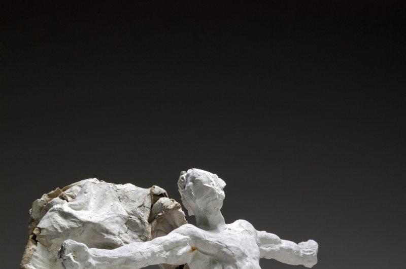 07. Rodin et la danse - Mercure avec draperie