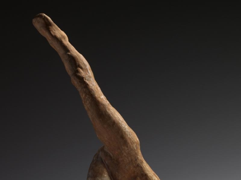 10. Rodin et la danse - Mouvement de danse C