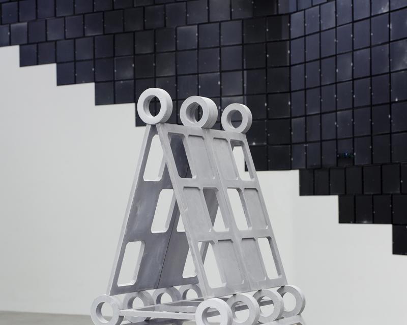 Nicolas Floc'h, Structures productives, récif artificiel 2013