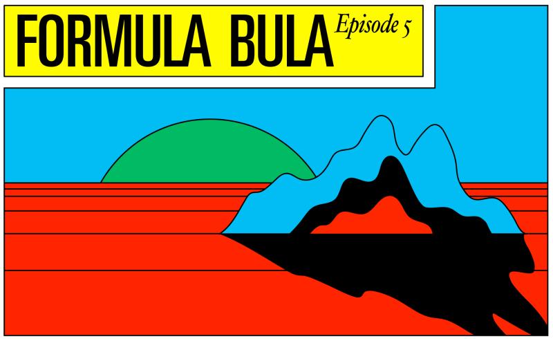 Festival de la bande dessinée Formula Bula octobre 2017