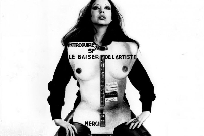 ORLAN, FIAC, expo in the city