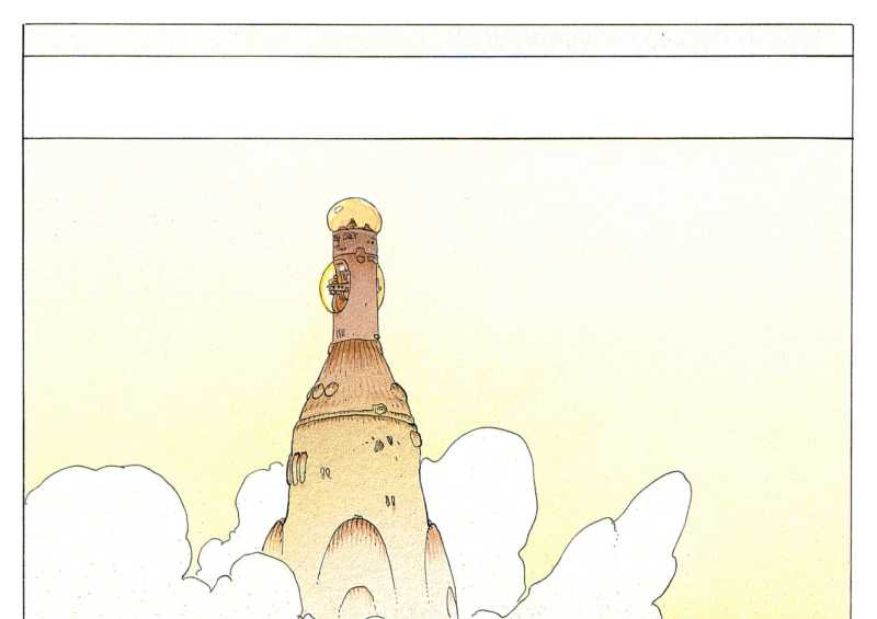 © Casterman / Moebius Production