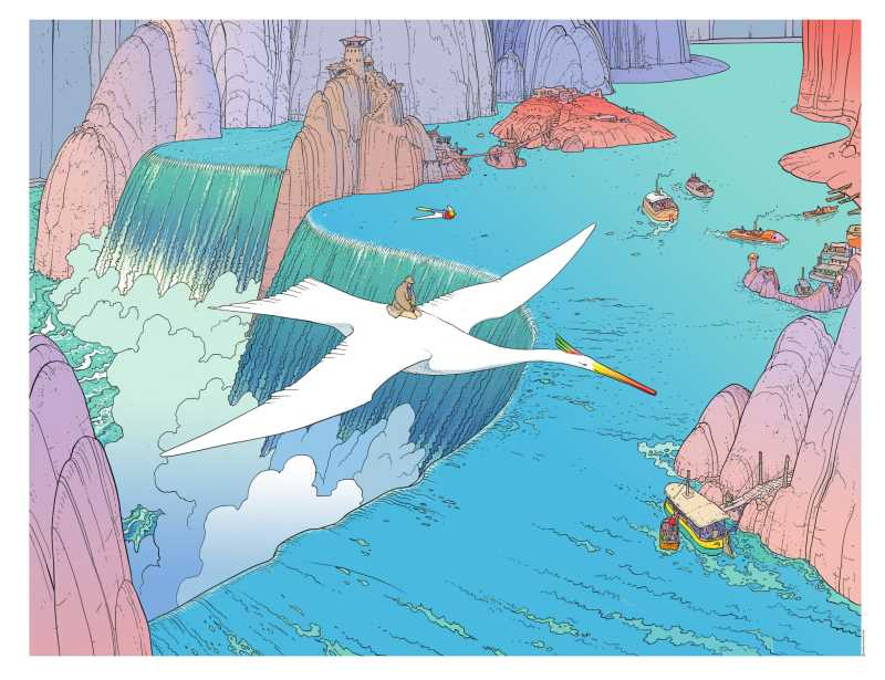 © Moebius Production
