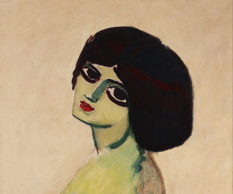 Kees Van Dongen, Deux yeux, 1911
