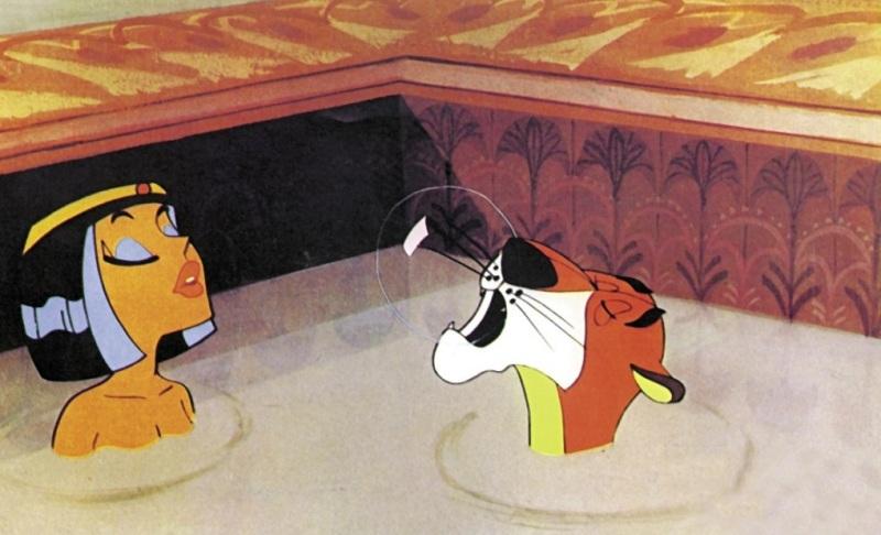 Astérix et Cléôpatrede René Goscinny et Albert Uderzo. 1968, Le cinéma de Goscinny, Cinémathèque Française