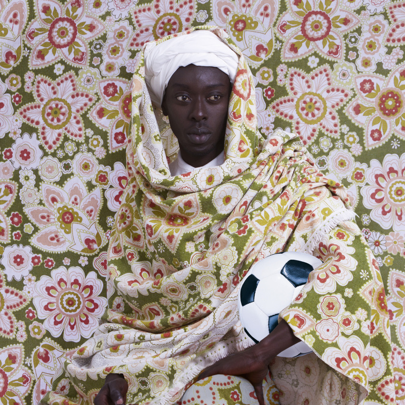 © Omar Victor Diop. Courtesy Galerie MAGNIN-A, Paris © Adagp, Paris 2014