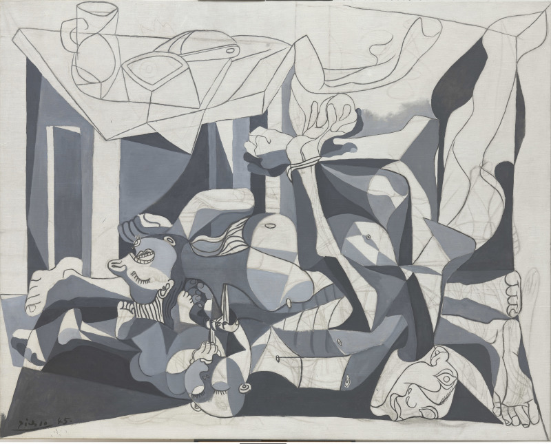 © 2016 Digital Image, The Museum of Modern Art, New York/ Scala, Florence–Succession Picasso 2017