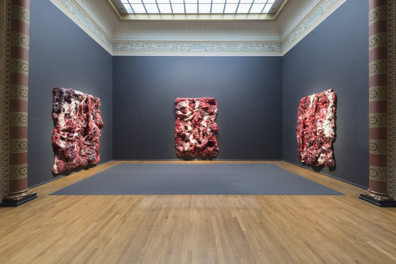 Anish Kapoor, Internal objects in three parts, 2013-2015