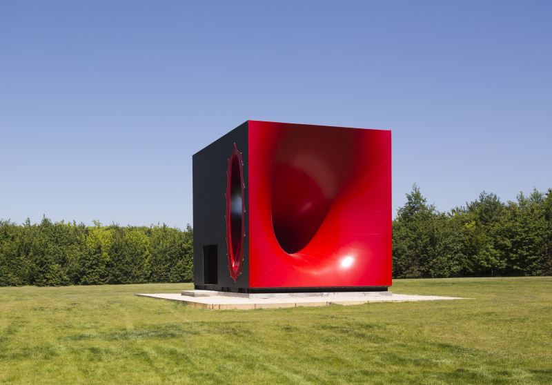 Anish Kapoor, Sectional Body Preparing for Monadic Singularity, 2015