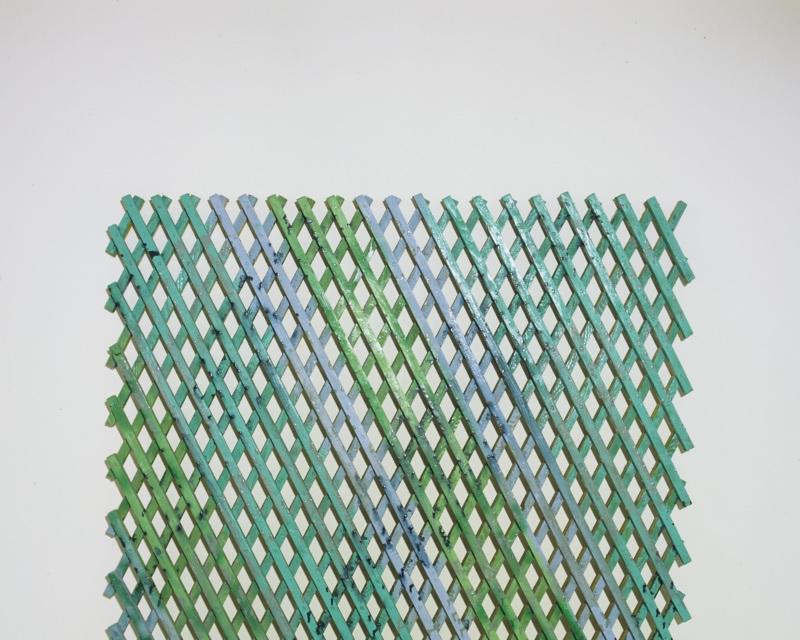 Peinture sur panneau extensible, 1996