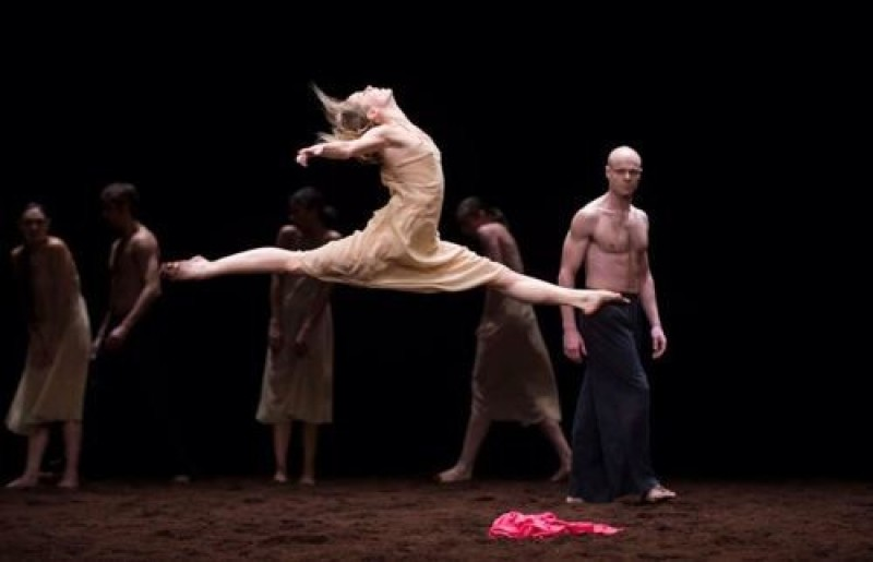 Balanchine, Teshigawara, Bausch, Palais Garnier, expo in the city