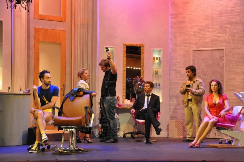 Dernier coup de ciseaux au Théâtre des Mathurins - novembre 2017