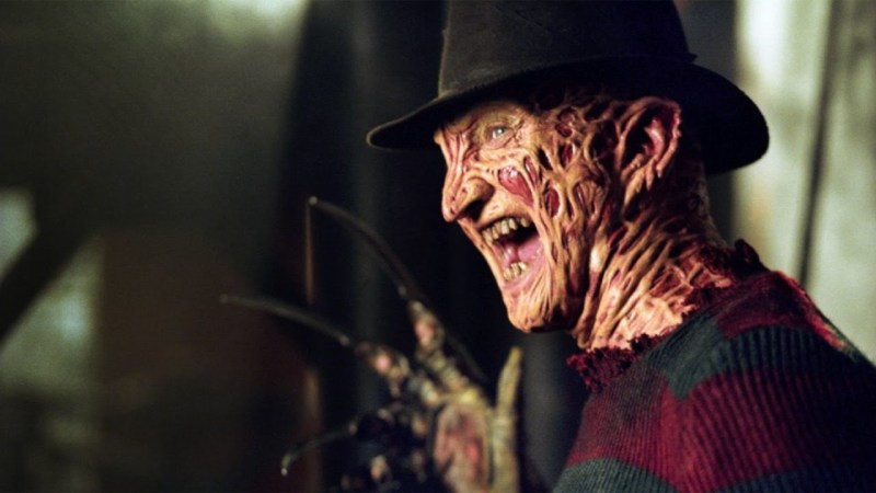 freddy krueger, expo in the city, halloween 2017, point éphémère
