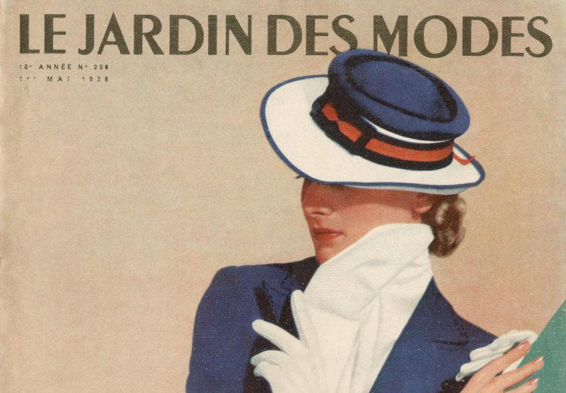 Jardin des Modes 256 mai 1938