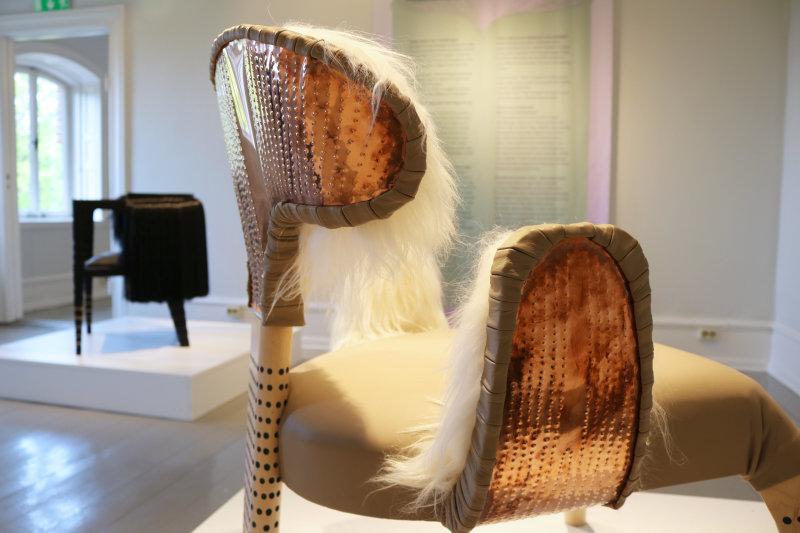 Julia Gamborg Nielsen, Next level craft, Institut Suédois