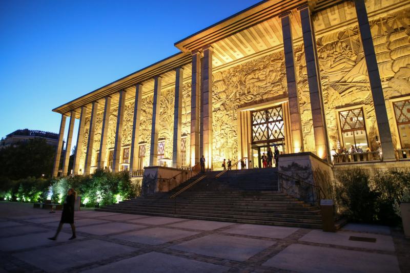 Palais de la Porte Dorée - Le musée de l'histoire de l'immigration fête ses 10 ans