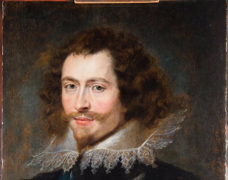 Pierre Paul Rubens, Portrait de Georges Villiers, années 1620 - Pollok House