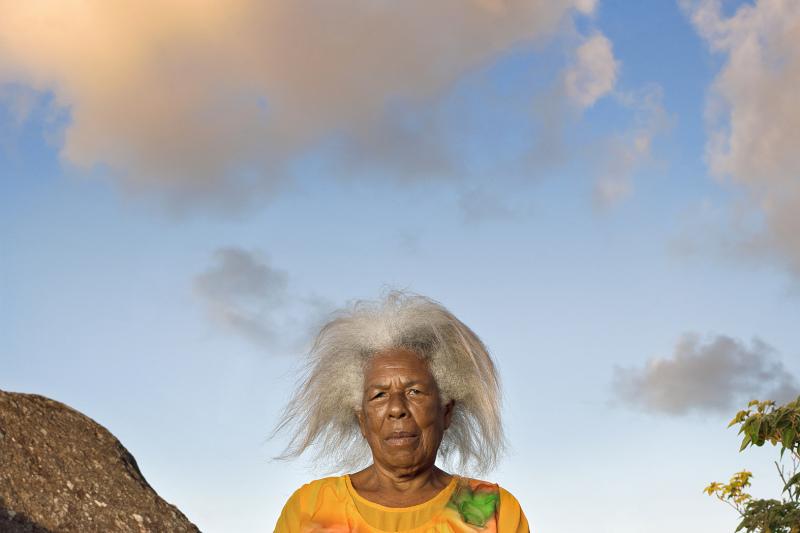 © Robert Charlotte, série « Garifunas et descendants »