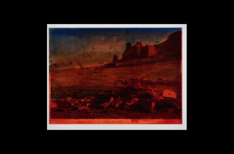 Série Palmyre, 1992