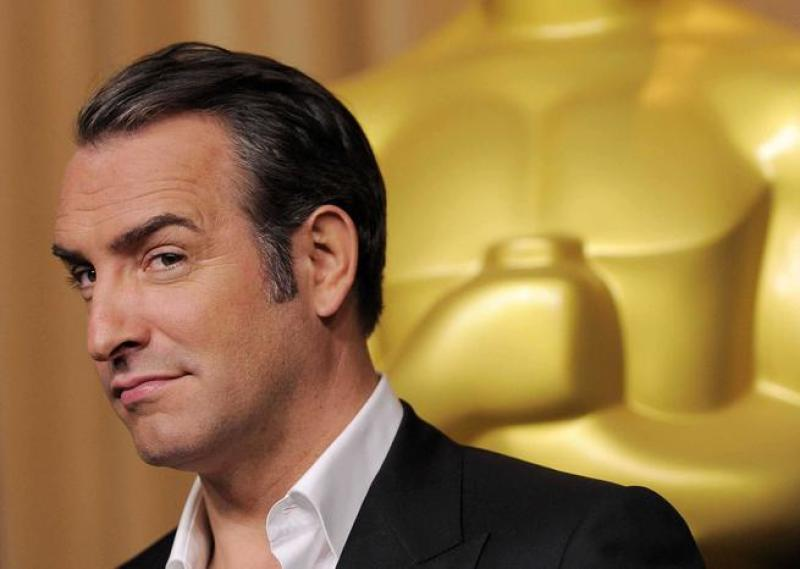 Jean Dujardin, a Best Actor nominee for