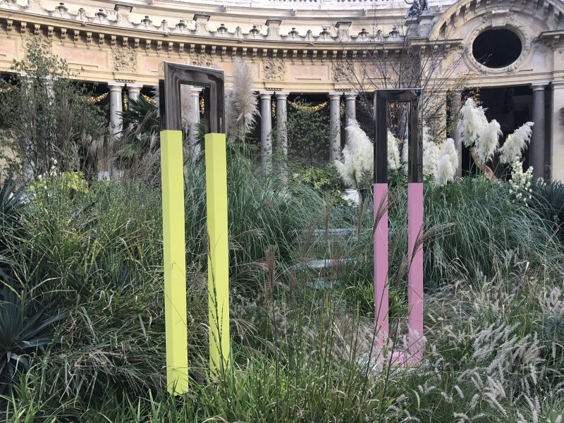 Vue de la FIAC, Petit Palais