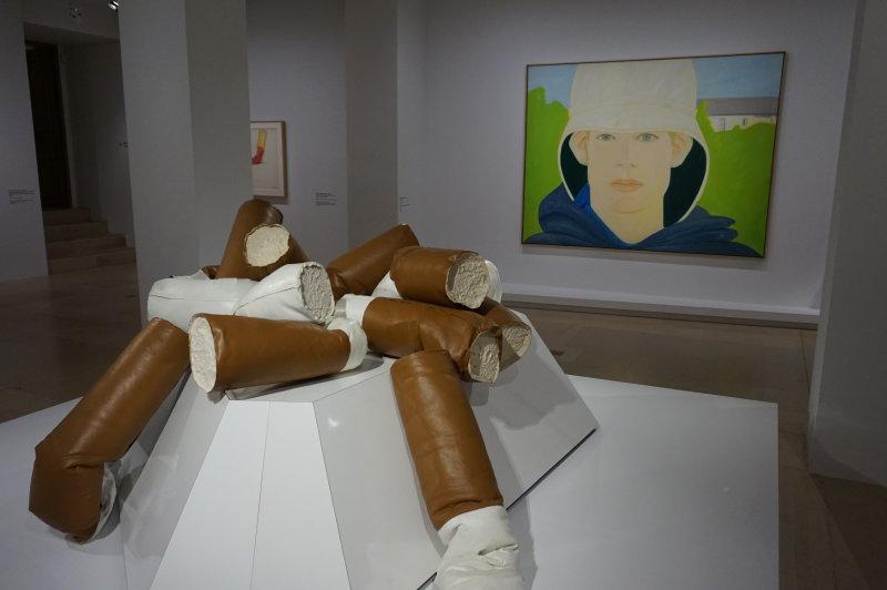 Vue de l'exposition Musée Maillol