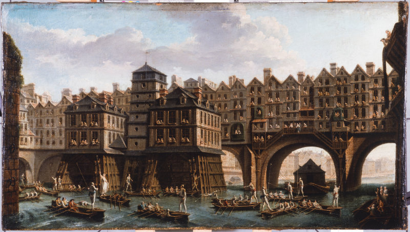 Nicolas et Jean-Baptiste Raguenet (actifs au XVIIIème siècle).