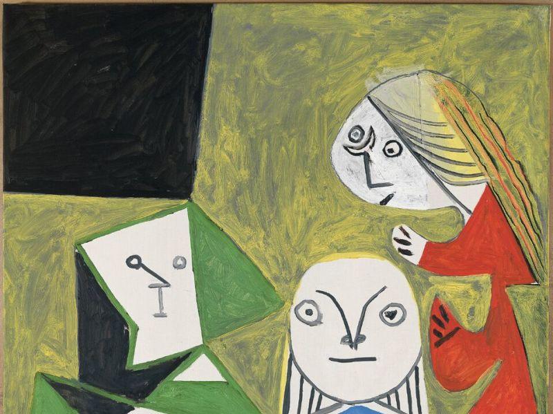 Pablo Picasso, Las Meninas - Botero, dialogue avec Picasso à l'Hôtel de Caumont