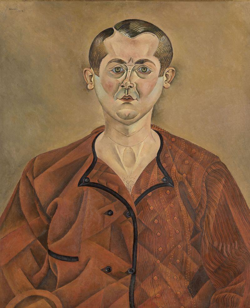 Autoportrait - © Successió Miró Adagp, Paris 2018Photo Rmn-Grand Palais (musée national Picasso-Paris) Mathieu Rabeau
