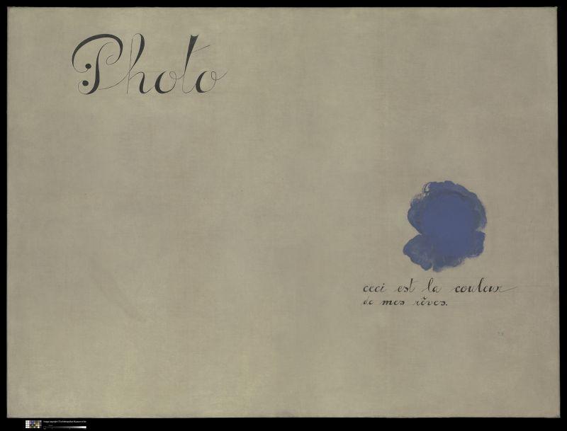 Ceci-est-la-couleur-de-mes-rêves -© Successió Miró Adagp, Paris 2018Photo The Metropolitan Museum of Art, dist. Rmn-Grand Palais image of the MMA