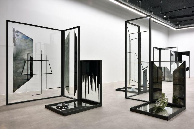 Cité-Fantôme, vue d'exposition