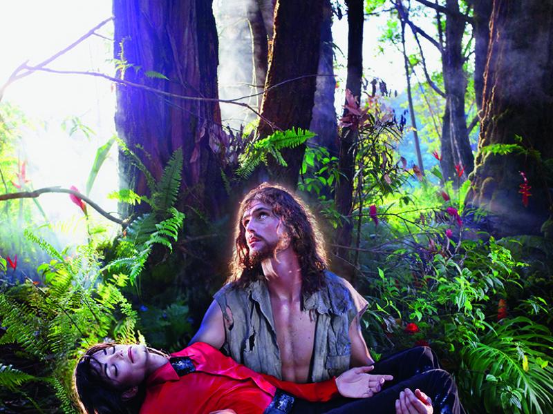 David Lachapelle - American Jesus