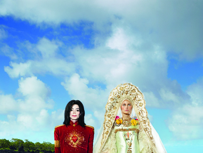 David Lachapelle - The Beatification